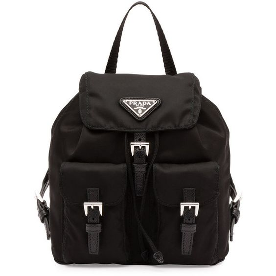 Prada Backpack / Foto: Pinterest.