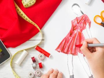 Desenho de moda para iniciantes Clube da Costureira