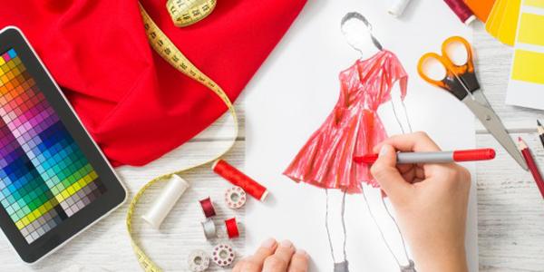 Desenho de moda para estilistas e costureiras iniciantes