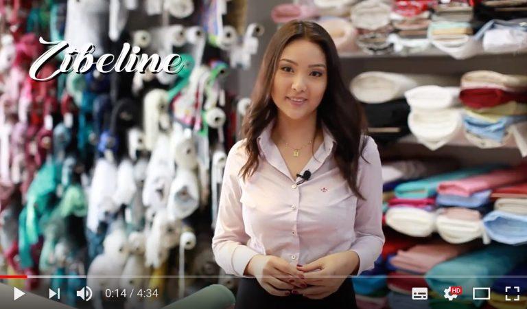Zibeline: O tecido perfeito para vestidos de festa