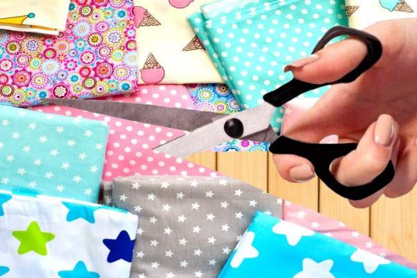 O que fazer com retalhos de tecidos?