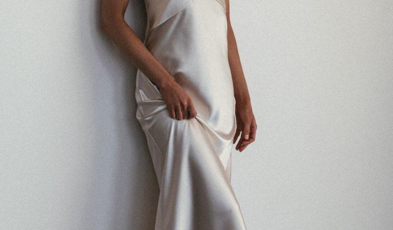Cetim: o tecido da noite