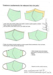 Como fazer máscaras de proteção para uso próprio - Blog Maximus ...
