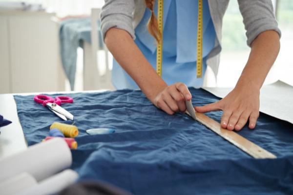 O que é um tecido de algodão?