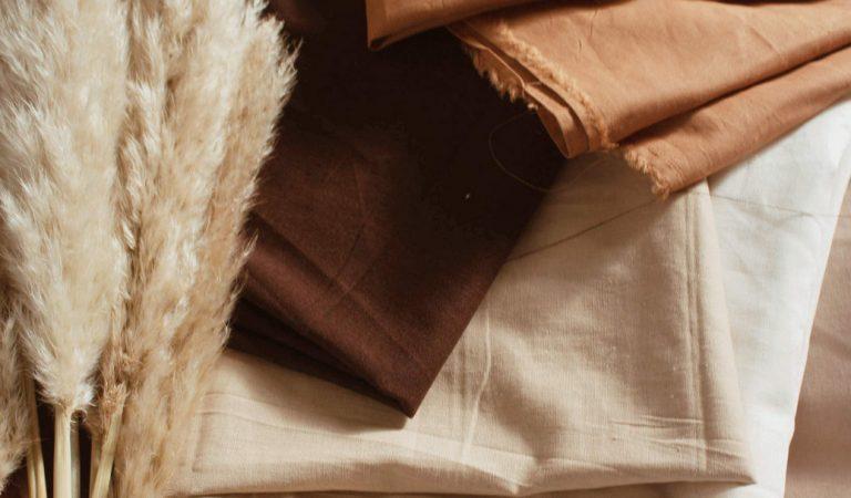 O que é tecido natural?