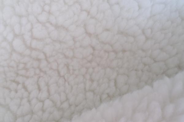 Tecido Que Imita Lã De Carneiro