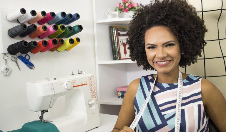 Conheça o Curso de Corte e Costura Online Costura de Sucesso com Nea Santtana