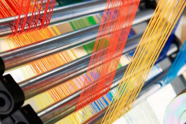 Tecnologia e tecidos: a produção em massa