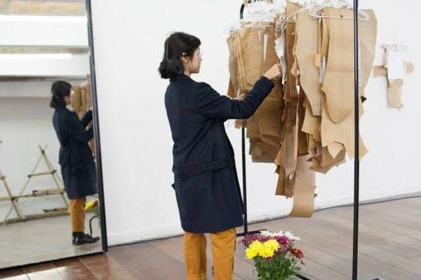 Modelando com tecido ecológico