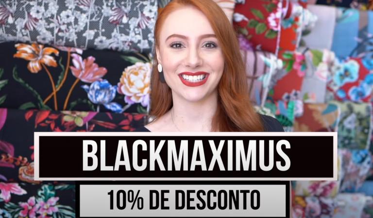 Começou a Black Maximus 2020!