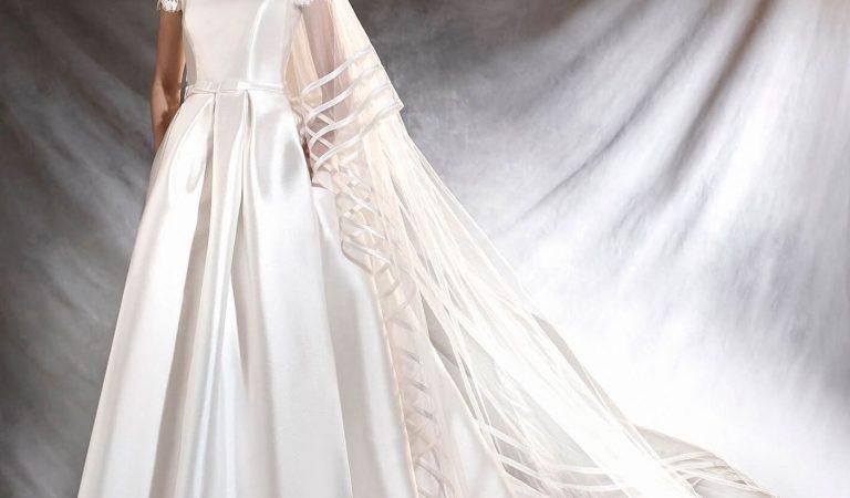 Zibeline em vestido de noiva