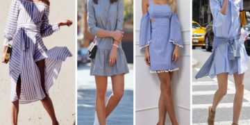 Como ficar elegante com tecido de algodão?