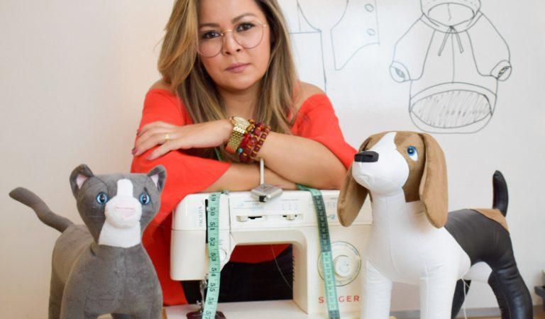 Conheça o Curso Costura Pet com a professora Aury do Canal Roupinhas Pet