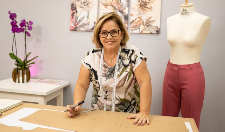 Modelista Profissional: conheça o curso online de modelagem plana da Marlene Mukai