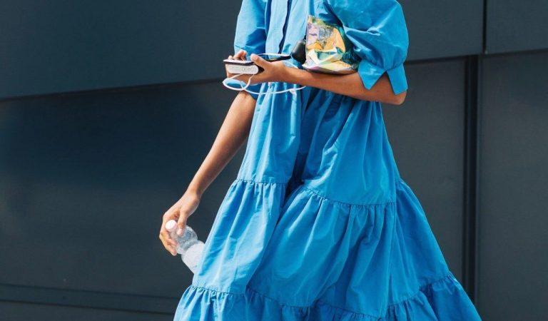 Quais tecidos devo usar para fazer breezy dress?