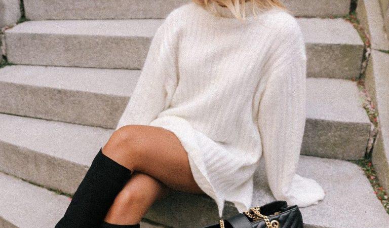 5 Looks com tricot básico