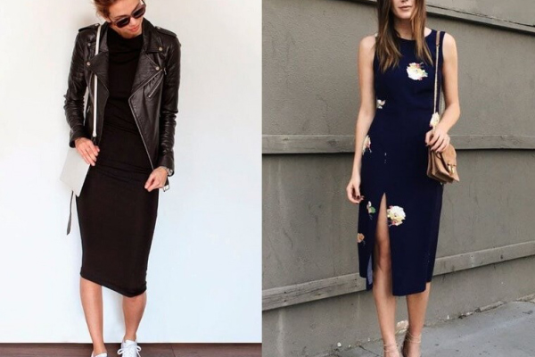dicas de como deixar o vestido preto mais elegante