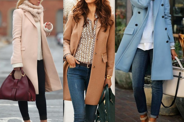 4 casacos que não saem de moda