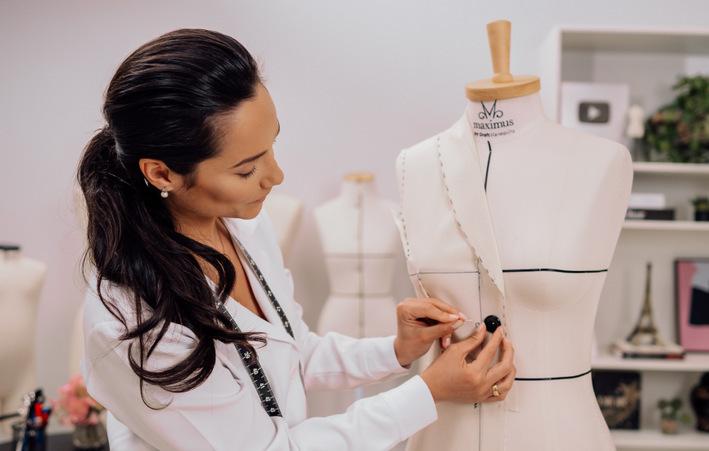 O uso da moulage nas indústrias de confecção